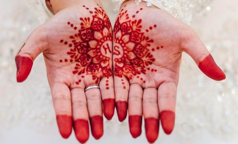 Bridal Henna Design Ideas