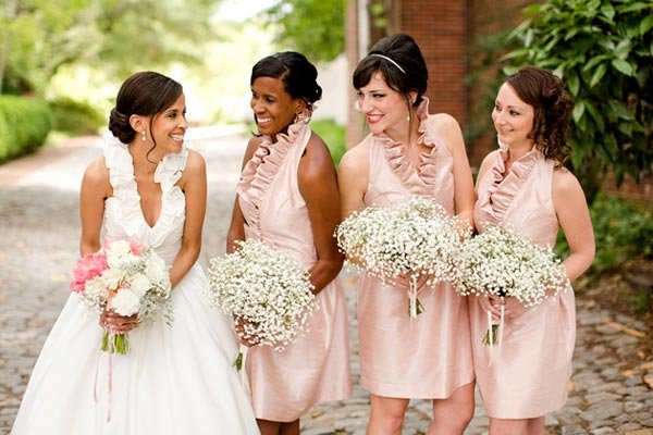 Top 25 Wedding-Planning Tips from Newlyweds